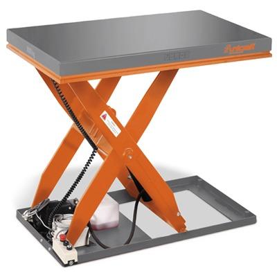 SHT 1000 Hydrauliczny kompaktowy stół podnośny nożycowy