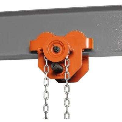 HFW 0.5 Wózek suwnicy wciągarki o udźwigu 0.5 t.