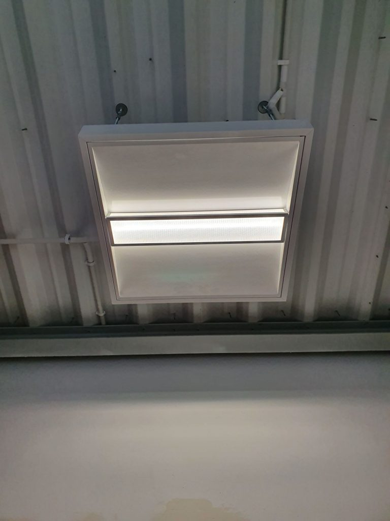 Oprawa oświetleniowa LED 600×600